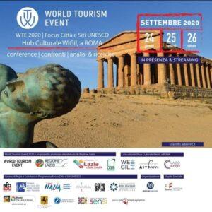 Agrigento in locandina per il WTE 2020