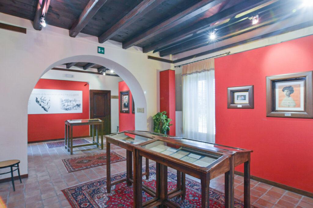 Casa Natale di Luigi Pirandello - interno