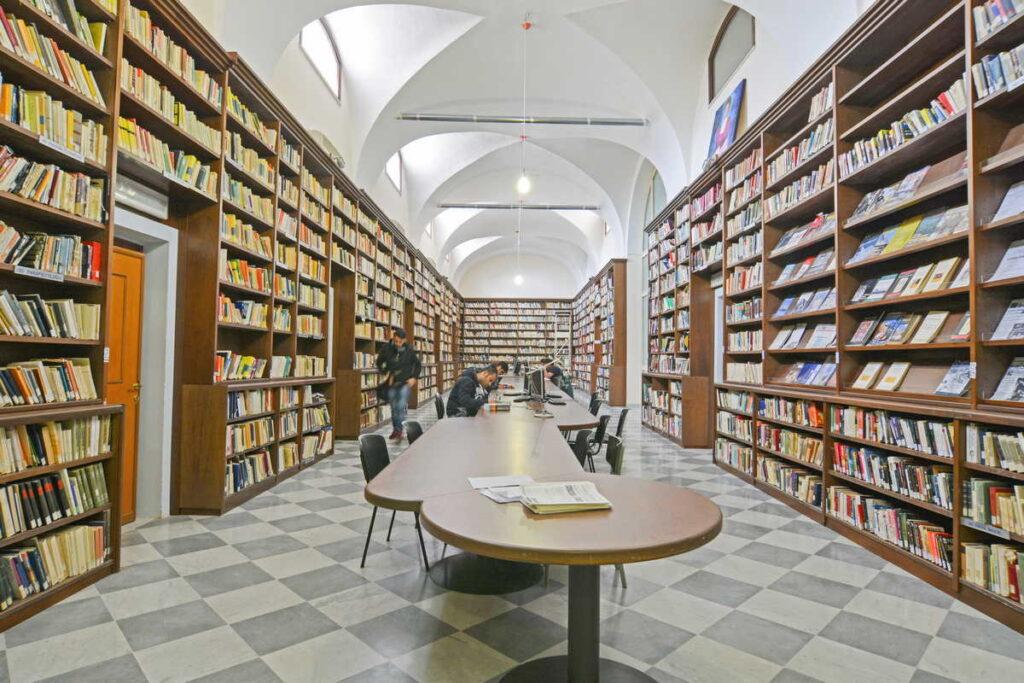 Biblioteca Scarabelli Caltanissetta