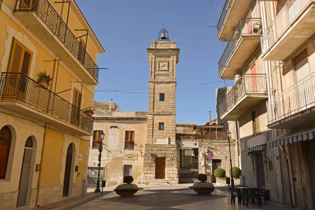 Acquaviva Platani Palazzo Ducale