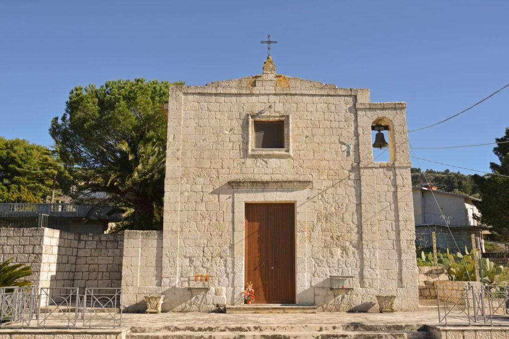 Acquaviva Platani Chiesa della Madonna delle Grazie
