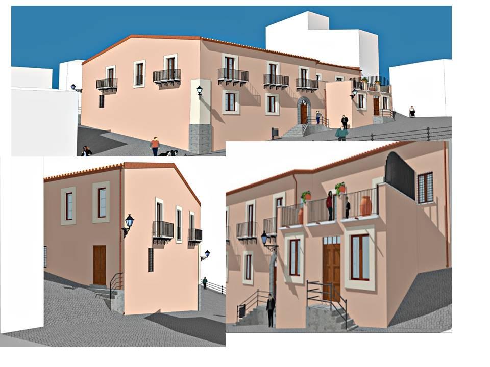 progetto palazzo casà