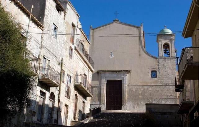 Acquaviva Platani - Chiesa Santa Maria della Luce