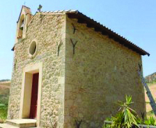Chiesa di Santa Rosalia - Acquaviva Platani