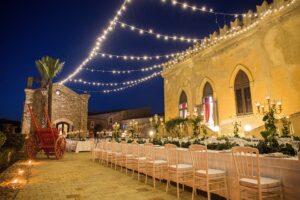Al Castello Chiaramontano il  Wedding Award 2021