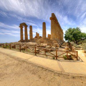 Visite virtuali alla Valle dei Templi di Agrigento