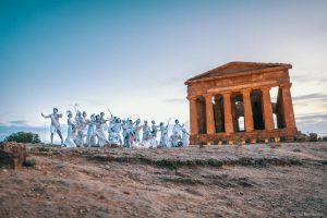 Risveglio sul Mediterraneo – L'alba alla Valle dei Templi
