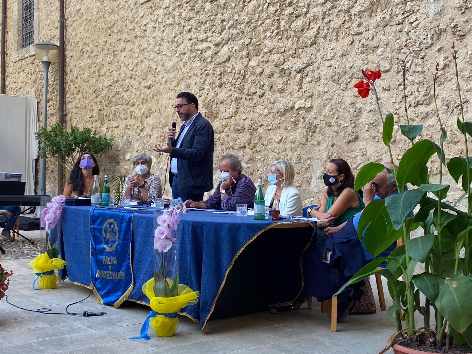 Palma di Montechiaro contro la mafia