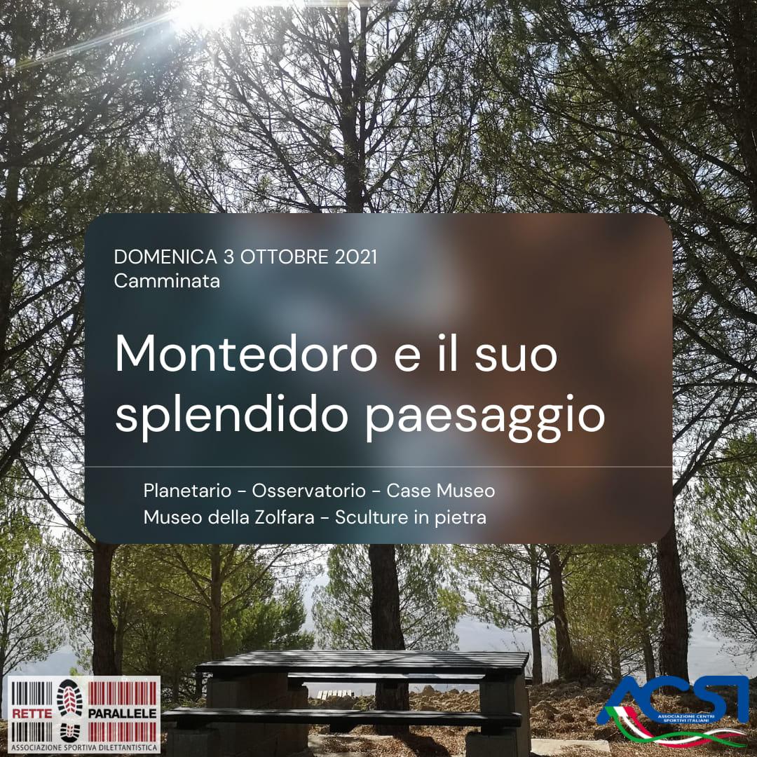 Camminata a Montedoro