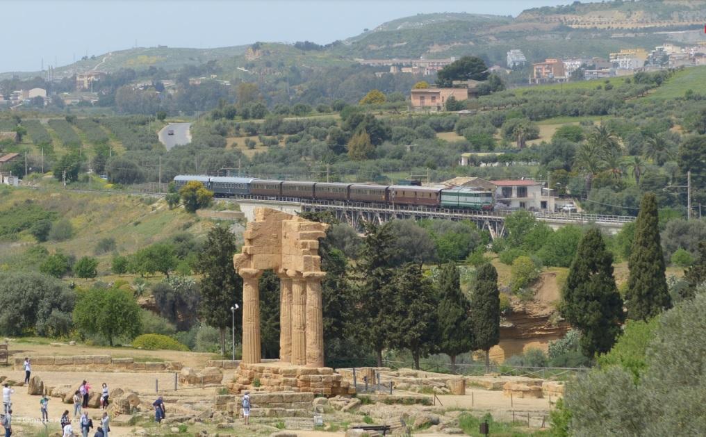 In treno storico da Palermo alla Vigata di Andrea Camilleri: si parte il 31 ottobre