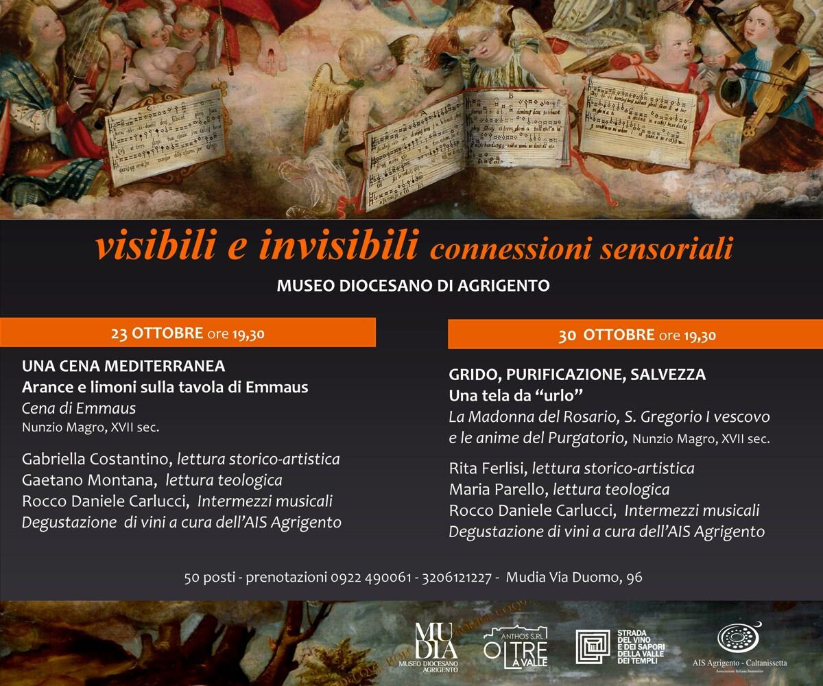 Anche ad ottobre il Museo Diocesano apre le porte al pubblico, tra musica, arte e vino